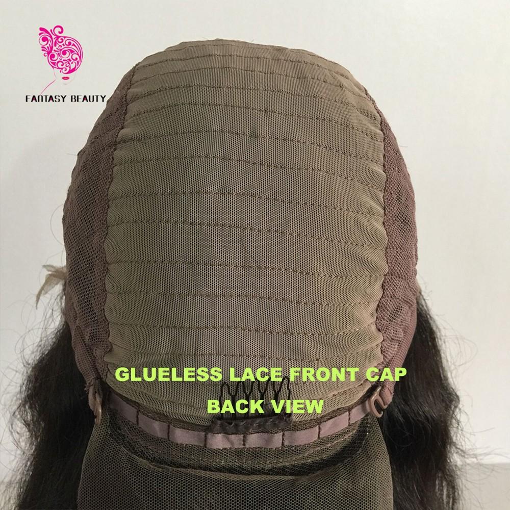 LACE FRONT CAP BACK