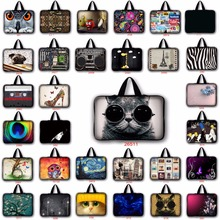Buy customize waterproof 7 9.7 11.6 13.3 14.6 15 15.6 17 17.3 print Laptop pouch bag Sleeve notebook case Cover briefcase LB-26511 for $5.47 in AliExpress store