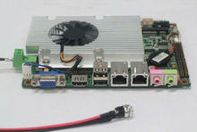 Network Security Motherboard System Board Mainboard for HTPC Support 1080P HDMI