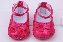 Baby Girl Shoes Todder First Walkers Shoes Infant Kids Girls Prewalker Flower Soft Sole Shoes