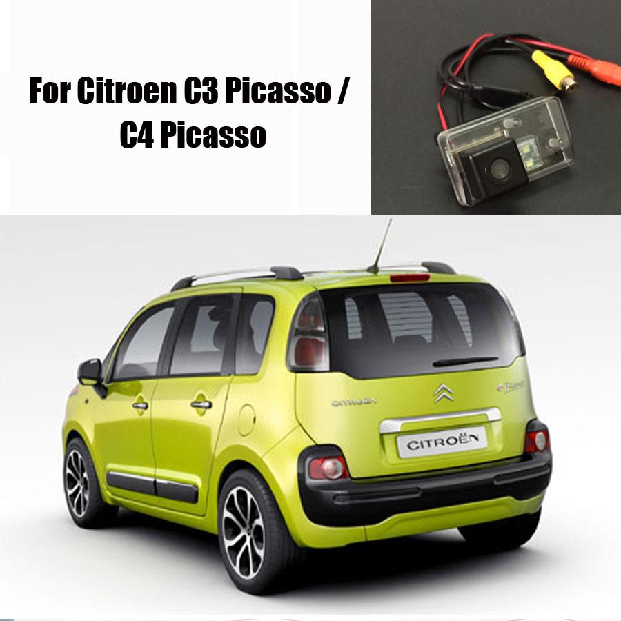 Floor mats xsara picasso - Car Rear View Camera For Citroen C3 Picasso C4 Picasso Reverse Camera Car