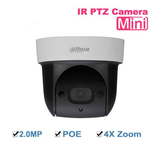 Dahua SD29204S-GN PTZ Speed Dome IP Camera 1080p 2mp full hd IR 30M 4x optical 16x digital network ptz mini dome camera(China (Mainland))