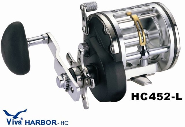 Free Shipping New Arrivals,VIVA HC Series 5+1BB, Fishing Boat Reel