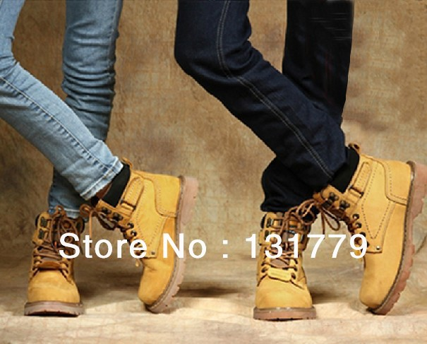 Гаджет  Army boots Unisex leather of snow boots Winter outdoor mountaineering shoes men