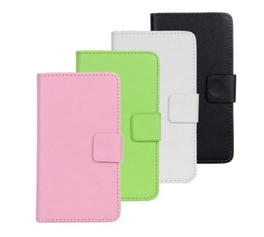 D03 4 Colour PU Leather Wallet Flip Mobile Phone Case Cover For Motorola Moto G Gphone DVX(China (Mainland))