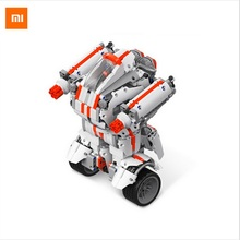 Buy Xiaomi Robot building Block Mi Bunny Intelligent Robot Bluetooth Mobile Remote Control 978 Spare Parts Self-balance System for $188.99 in AliExpress store