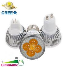 Buy Dimmable lamparas MR16 GU5.3 GU10 E14 E26 E27 B22 LED Lights 15W LED Spot Light Lamp Bulb 12V 85-265V Dimming 110V 220V for $2.76 in AliExpress store