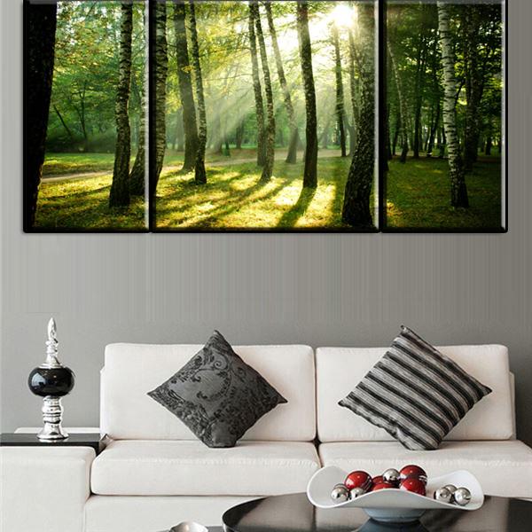 Regen bos groen beoordelingen online winkelen regen bos groen beoordelingen op - Muur decoratie ontwerp voor woonkamer ...
