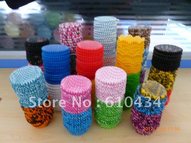 1000pieces wholesale cupcake bakery supplies decorating