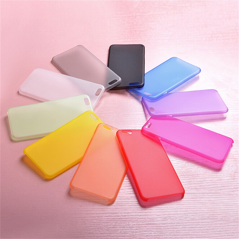 Genuine 0 28mm Ultra Thin Slim Matte frost Translucent Case For iPhone 4 4S 4G 4th