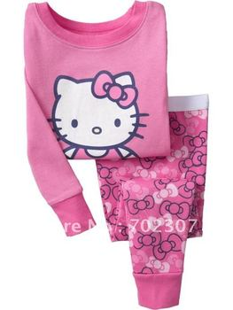 2012 new baby pajamas cute style and comfortable fabric and fabric flexibility Oh Come enough to buy it  hot pink YY-83