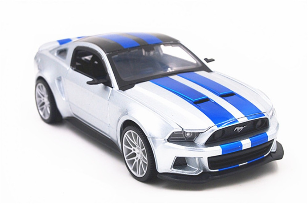 Maisto 1:24 Need For Speed 2014 Ford Mustang Diecast Model Car Toy New(China (Mainland))