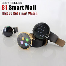 2016 Smart Watch DM360 1.22 inch Bluetooth pedometer for android phone smartwatch