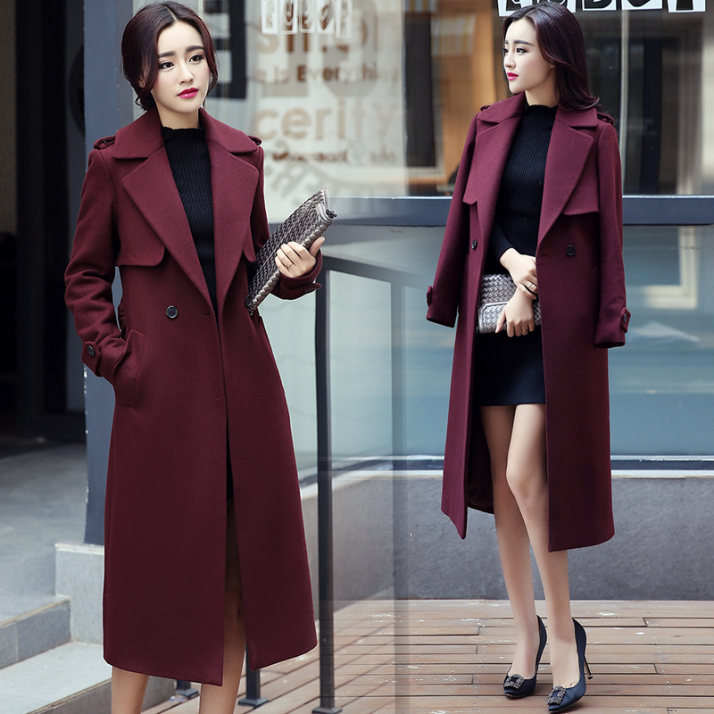 Compare Prices on Womens Long Coats- Online Shopping/Buy Low Price ...