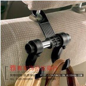 Hot selling car seat hooks For Suzuki grand vitara Suzuki sx4 Suzuki swift jimny car emblem(China (Mainland))