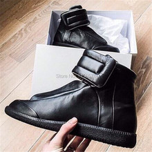 Margiela Promotion Men Casual Flat Shoes Fashionable Zapatillas Deportivas Trainers Runners Brand MMM Shoes Zapatos Hombre(China (Mainland))