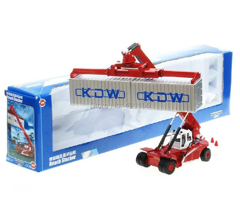 1:50 KAIDIWEI Reach Stacker Toy(China (Mainland))