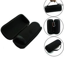 Splendid New Arrival Black EVA Storage Zipper Travel Portable Hard Case Bag Box for JBL Flip 3 Bluetooth Speaker Free Shipping(China (Mainland))