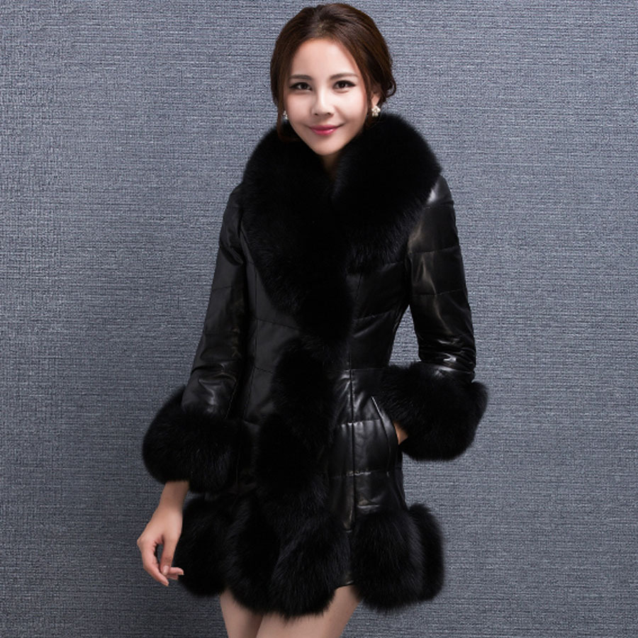 Buy Fox Fur Jacket | Santa Barbara Institute for Consciousness Studies