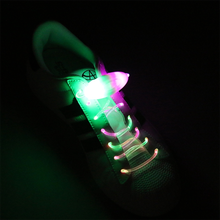 2pcs 80cm LED Luminous Shoelace Glowing Party Camping Shoelaces Christmas Skating Emitting Lights  Sneakers Shoestring Strings