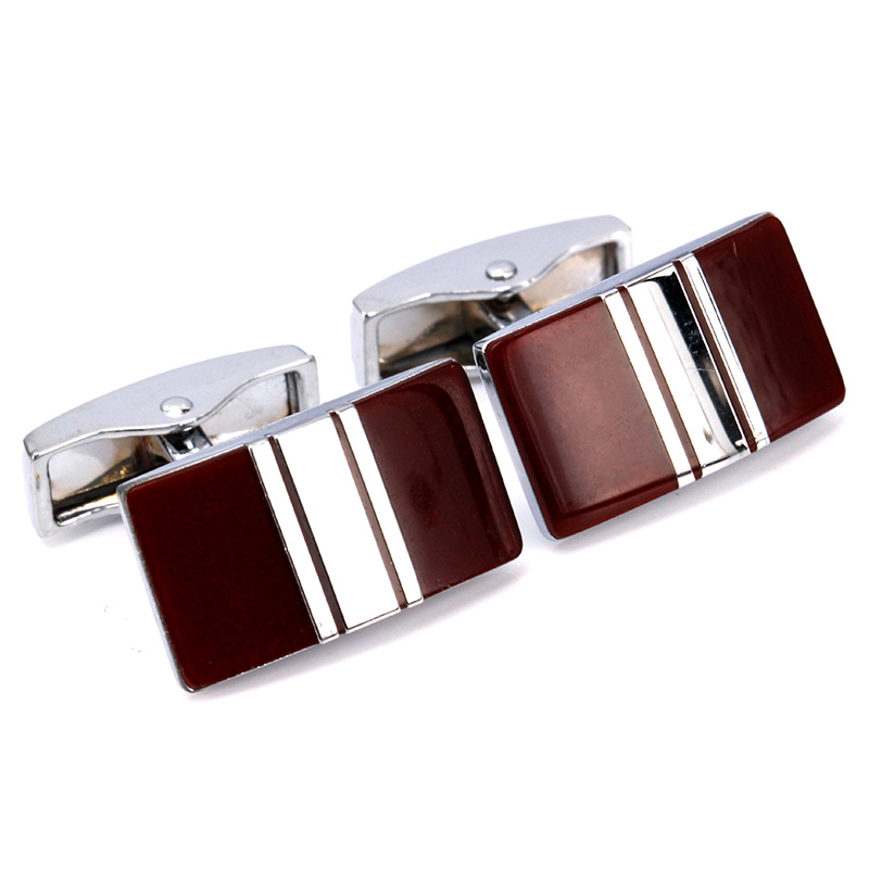 HYX Luxury Red/Silver Engraving cufflinks for mens Brand 5 Pairs cuff buttons cuff link High Quality Silver abotoaduras Jewelry<br><br>Aliexpress
