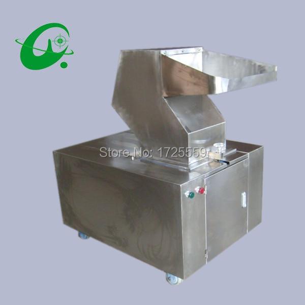 Stainless steel Capacity 200-600kg/h Power osteoclasts machine crusher crushing equipment bone mill(China (Mainland))
