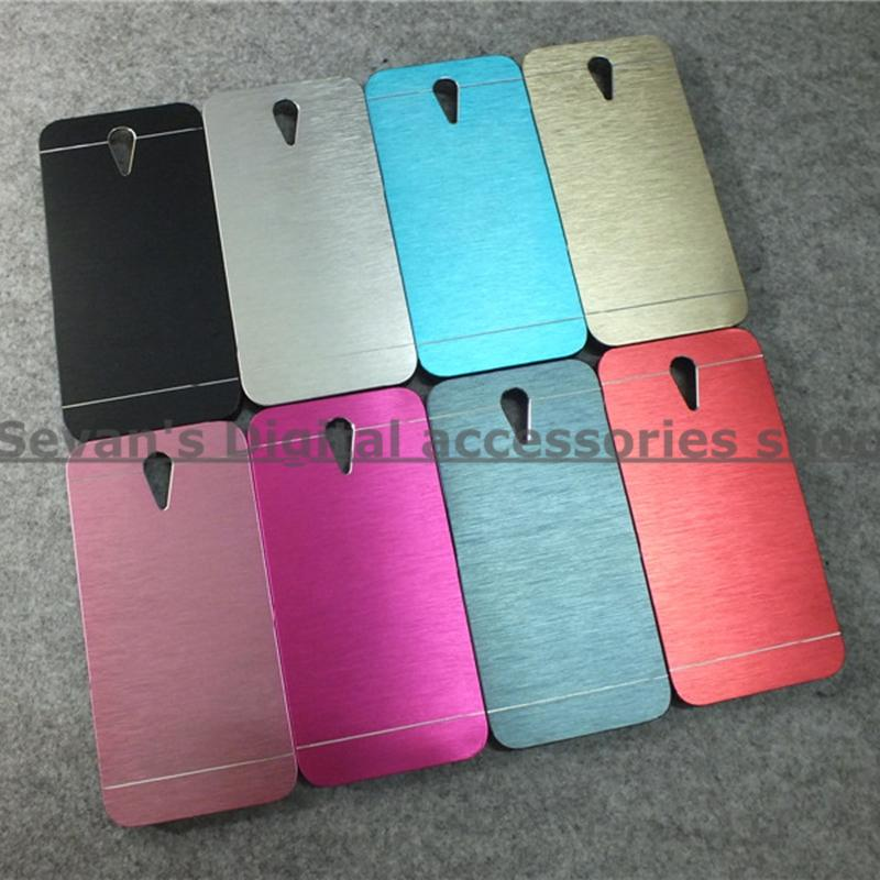 New arrival ultrathin metal aluminum alloy back cover skin & hard plastic mobile phone protective case for HTC Desire 620 620g(China (Mainland))