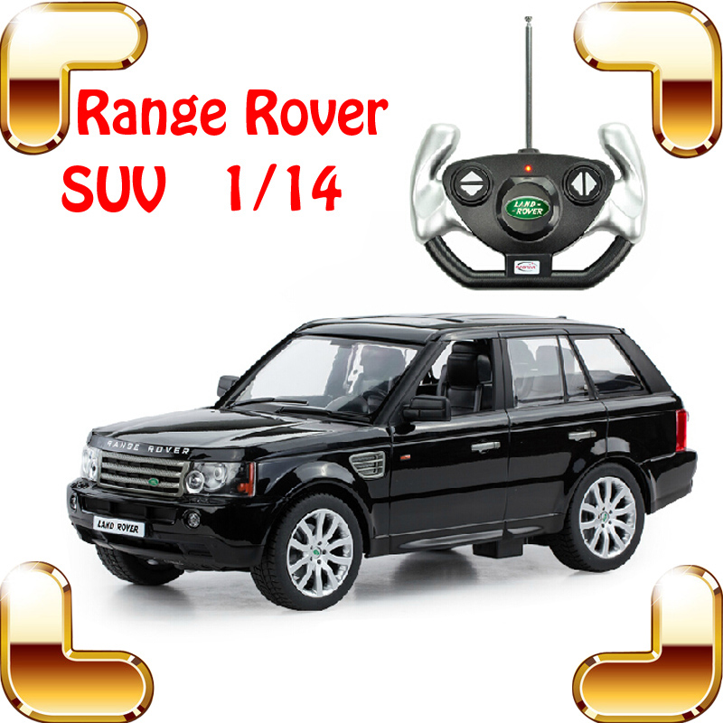 New Year Gift Rastar 1/14 Range Rover RC Remote Control Racing Car Simulation Model SUV Speed Drift Toy Diecast Collection(China (Mainland))