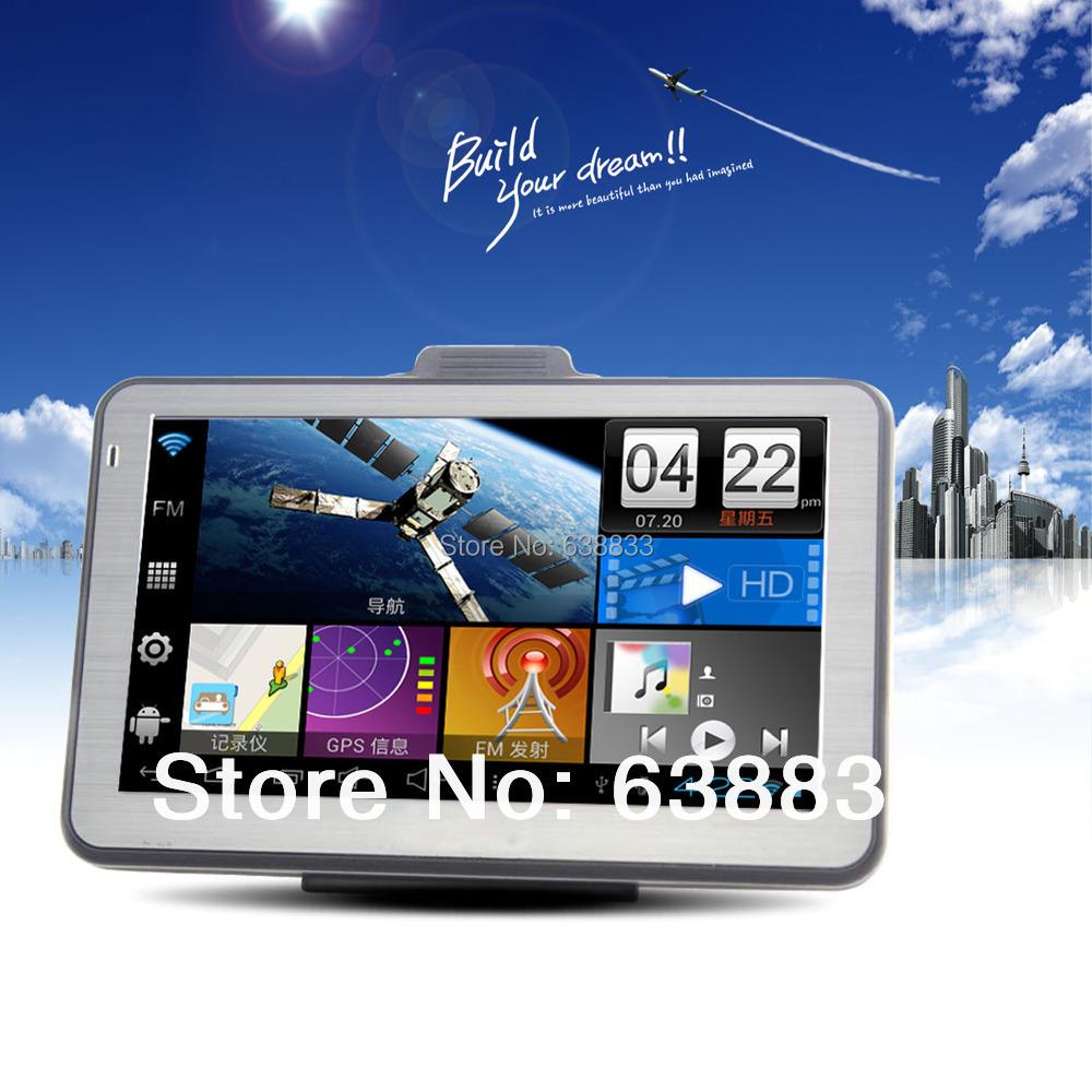 7 inch tablet dengan gps foto