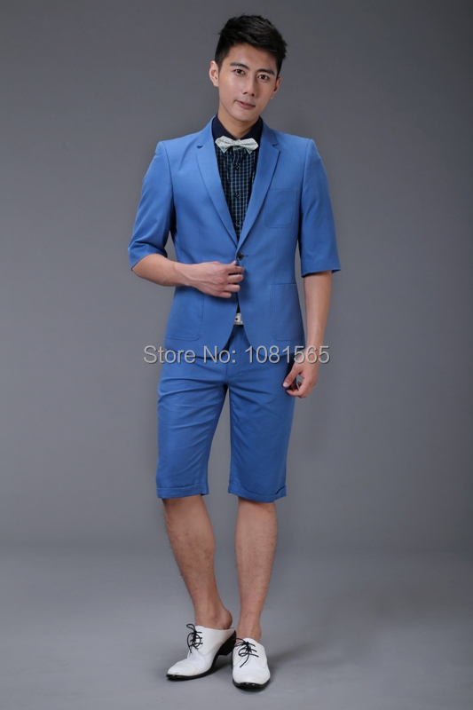6023T404A-Free-Shipping-Short-Sleeve-Blue-Mens-Suits-Wedding-Suits-for-Boys-Jacket-Pants-Shirt.jpg