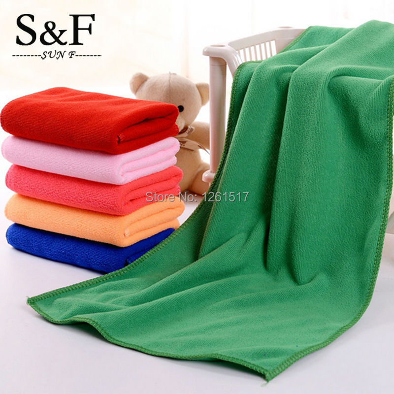 2015 Cheap BIG SIZE 30cm x 66cm Microfiber Towel Hair Face Towel Thin Fast Drying For Camping Sport Car Dish washing Cloth(China (Mainland))
