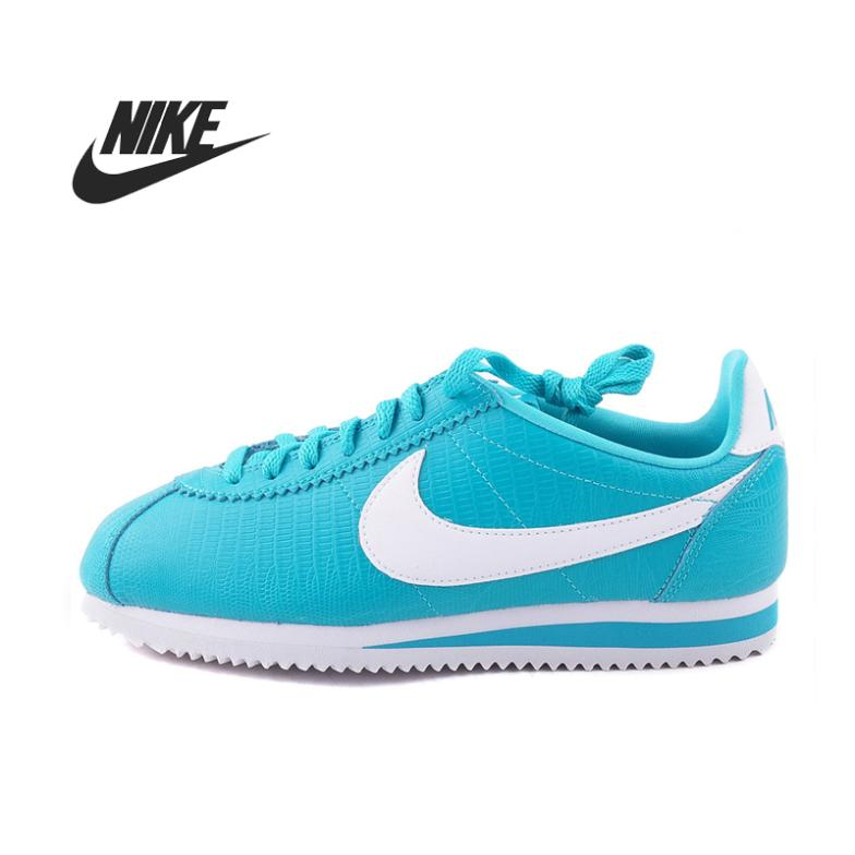 Nike Classic Cortez Leather Chaussures Bleu