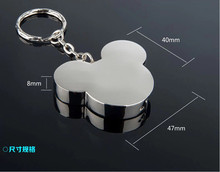 Buy Creative Mickey Mouse head USB flash drive 16G 32G 64G 8G pen drive metal cartoon memory stick U disk for $5.90 in AliExpress store