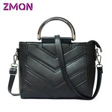 ZMQN Luxury Handbags Women Bags Designer 2016 Women Messenger Bag Ladies Tote Shoulder Hand Bag Famous Brand Leather Handbag 990(China (Mainland))