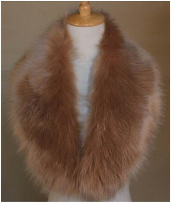 Woman Fur Poncho Cape Scarves For Winter Ring Scarf  Necklace Scarves Scarf Warm
