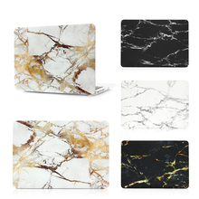 New Fashion Marble Stone Pattern Case Cover For Apple macbook Air Pro Retina 11 12 13 15 laptop bag For Mac 13.3 inch(China (Mainland))