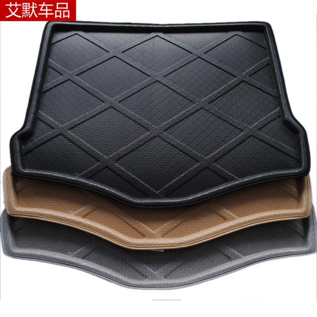 Fox trunk mat classic fox maverick 3d stereo waterproof trunk mat