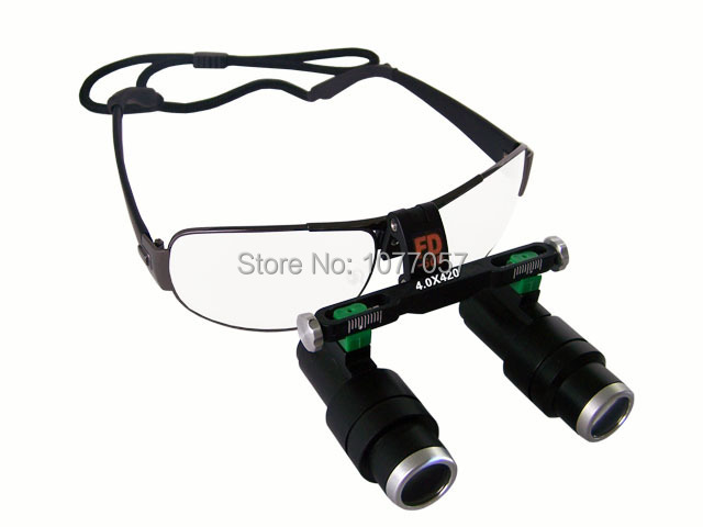 High Quality 6X Kepler Binocular Medical magnifying glass Surgical loupes Dental Loupes medical loupes head loupes FD-501-K<br><br>Aliexpress