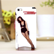 pz0006-3-5-8 Katy Perry Design Customized cellphone cases For iphone 4 5 5c 5s 6 6plus Shell Hard Lucency Skin Shell Case Cover