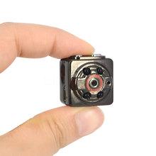 HD 1080P 720P High Efficiency  Mini Camera SQ8 DV Video Recorder Infrared Night Vision Digital Camera Recorder(China (Mainland))