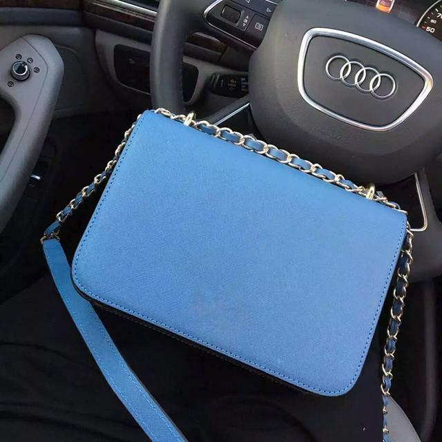 2016 женщин сумки цепи мешок сумки фиксатора кожа сумка