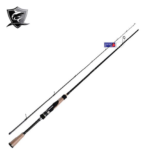 Trulinoya brand high quality 195cm 98 fishing rod carbon for Power pole fishing