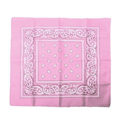 Bandanas scarf Hip Hop Rock headband hair scarf for dance Sport - pink(China (Mainland))