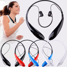 HBS-800 Wireless Sport Bluetooth Headset Neckband Style Stereo Headphone in-Ear Earbuds Earphone 2015 New HBS 800(China (Mainland))