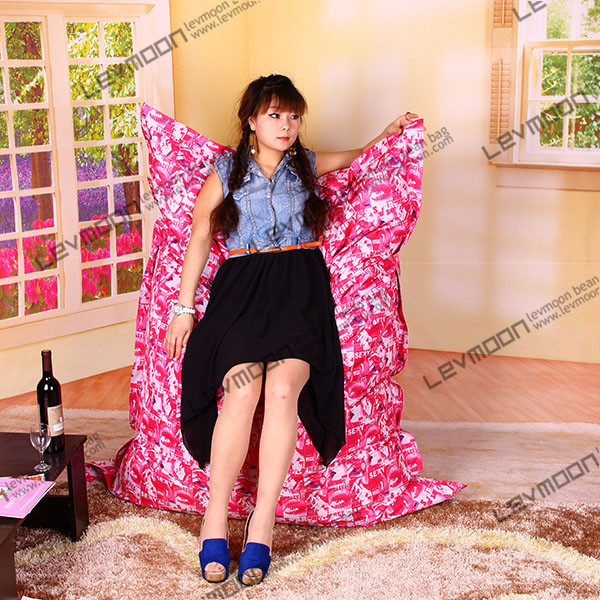 Фотография FREE SHIPPING fashion bean bag sofa water proof bean bag sofa outdoor 140*180cm red eye bean bag chair outdoor bean bag retail
