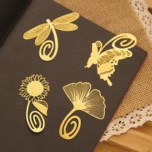 2015 new awaii Exquisite mini metal bookmark animal school supplies, China Wind creative minimalist Bookmarks F034(China (Mainland))