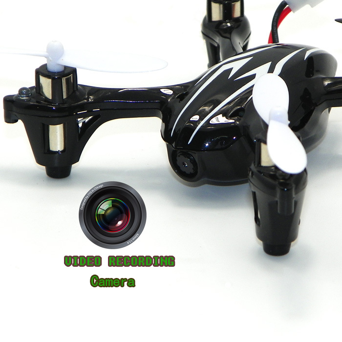 0.3MP miniCamera Drone X6 Nano Quadcopter VS Hubsan X4 H107C 4CH 2.4G Remote Control Toys RC Helicopter(China (Mainland))