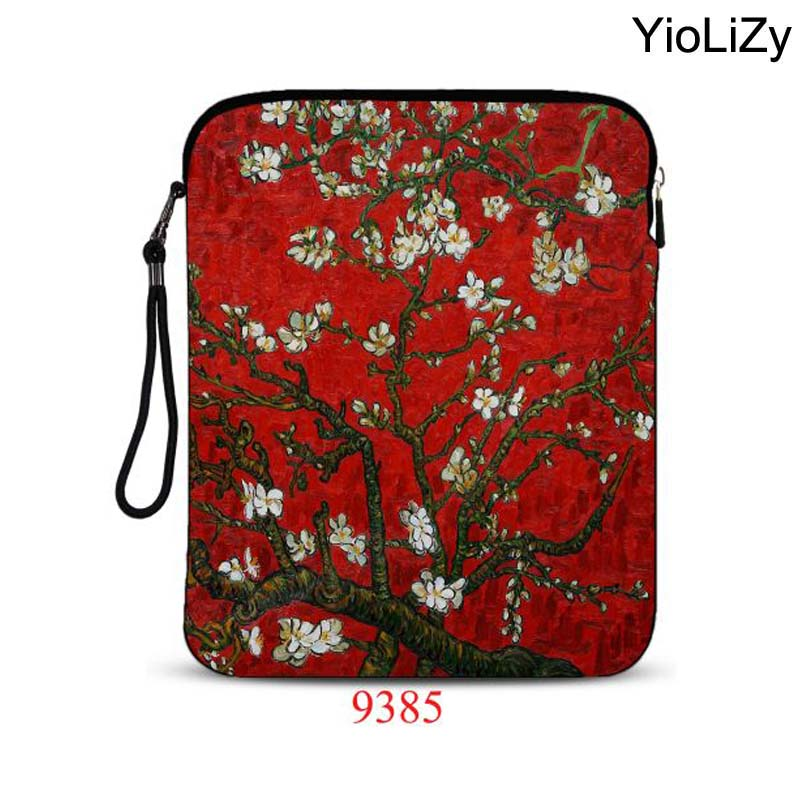 waterproof 10 9.7 inch tablet PC bag laptop protective Case notebook sleeve Cover For Lenovo Dell Asus Acer HP Microsoft IP-9385(China (Mainland))