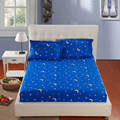 Sheet pillowcase dot fitted sheet with elastic bed sheet polyester cotton bedspread mattress protective sheet twin