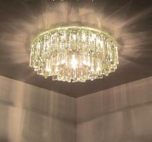 3W crystal led hallway ceiling light wall lighting indoor home decor modern lustre crystal ac85-265V light corridor LED (China (Mainland))